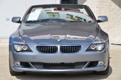 Used 2009 BMW 6 Series 650i Used 2009 BMW 6 Series 650i for sale Sold at Cauley Ferrari in West Bloomfield MI 3