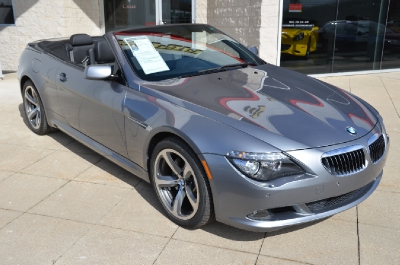 Used 2009 BMW 6 Series 650i Used 2009 BMW 6 Series 650i for sale Sold at Cauley Ferrari in West Bloomfield MI 4