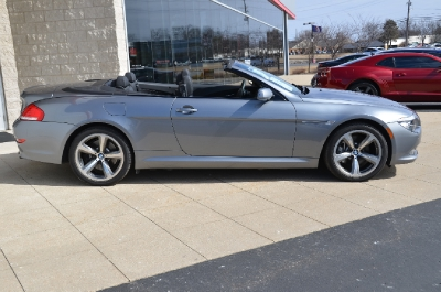 Used 2009 BMW 6 Series 650i Used 2009 BMW 6 Series 650i for sale Sold at Cauley Ferrari in West Bloomfield MI 5