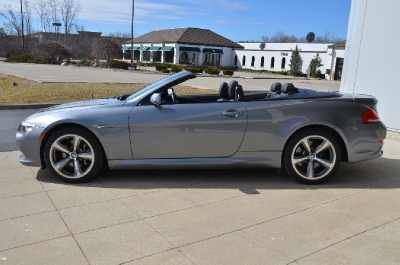 Used 2009 BMW 6 Series 650i Used 2009 BMW 6 Series 650i for sale Sold at Cauley Ferrari in West Bloomfield MI 9