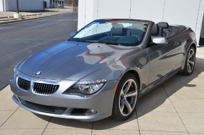 Used 2009 BMW 6 Series 650i Used 2009 BMW 6 Series 650i for sale Sold at Cauley Ferrari in West Bloomfield MI 1