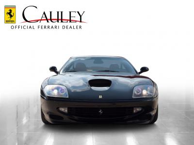 Used 1997 Ferrari 550 Maranello Used 1997 Ferrari 550 Maranello for sale Sold at Cauley Ferrari in West Bloomfield MI 3
