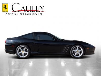 Used 1997 Ferrari 550 Maranello Used 1997 Ferrari 550 Maranello for sale Sold at Cauley Ferrari in West Bloomfield MI 5