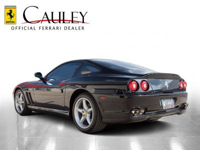 Used 1997 Ferrari 550 Maranello Used 1997 Ferrari 550 Maranello for sale Sold at Cauley Ferrari in West Bloomfield MI 8