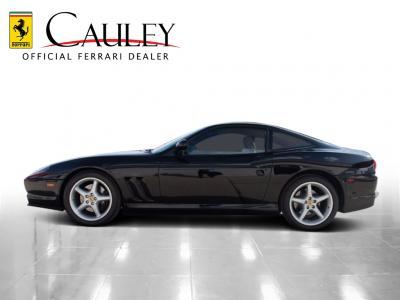 Used 1997 Ferrari 550 Maranello Used 1997 Ferrari 550 Maranello for sale Sold at Cauley Ferrari in West Bloomfield MI 9