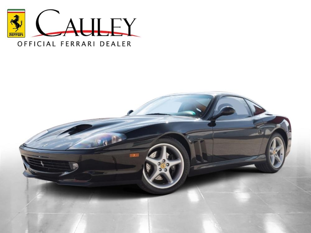 Used 1997 Ferrari 550 Maranello