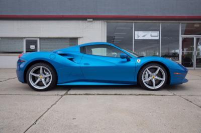 Used 2017 Ferrari 488 Spider Used 2017 Ferrari 488 Spider for sale Sold at Cauley Ferrari in West Bloomfield MI 13