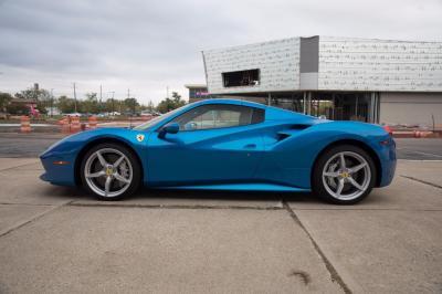 Used 2017 Ferrari 488 Spider Used 2017 Ferrari 488 Spider for sale Sold at Cauley Ferrari in West Bloomfield MI 17