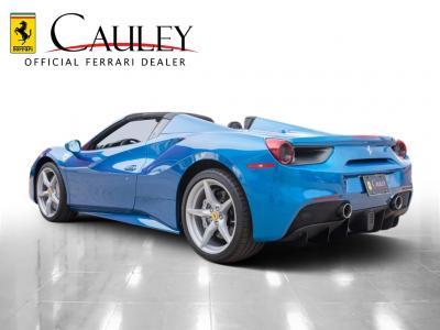 Used 2017 Ferrari 488 Spider Used 2017 Ferrari 488 Spider for sale Sold at Cauley Ferrari in West Bloomfield MI 8
