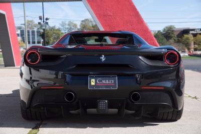 Used 2017 Ferrari 488 Spider Used 2017 Ferrari 488 Spider for sale Sold at Cauley Ferrari in West Bloomfield MI 15