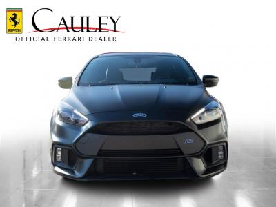 Used 2016 Ford Focus RS Used 2016 Ford Focus RS for sale Sold at Cauley Ferrari in West Bloomfield MI 3