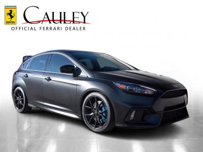 Used 2016 Ford Focus RS Used 2016 Ford Focus RS for sale Sold at Cauley Ferrari in West Bloomfield MI 4