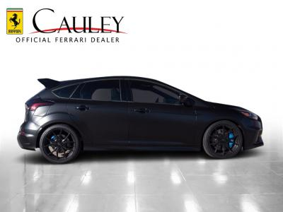 Used 2016 Ford Focus RS Used 2016 Ford Focus RS for sale Sold at Cauley Ferrari in West Bloomfield MI 5
