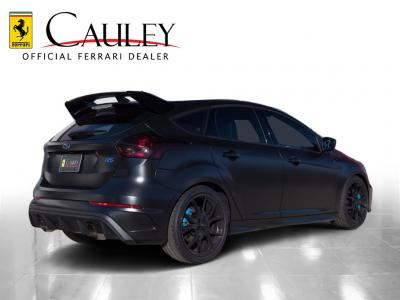 Used 2016 Ford Focus RS Used 2016 Ford Focus RS for sale Sold at Cauley Ferrari in West Bloomfield MI 6