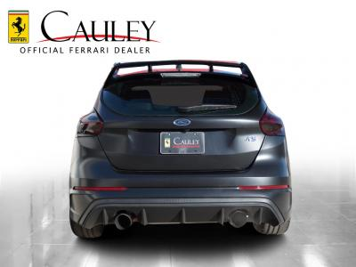 Used 2016 Ford Focus RS Used 2016 Ford Focus RS for sale Sold at Cauley Ferrari in West Bloomfield MI 7