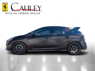 Used 2016 Ford Focus RS Used 2016 Ford Focus RS for sale Sold at Cauley Ferrari in West Bloomfield MI 9