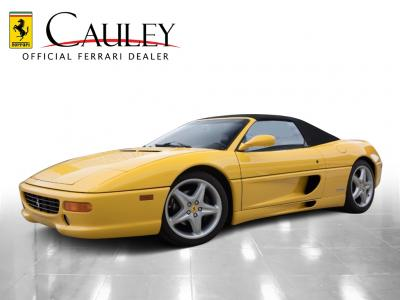 Used 1996 Ferrari 355 Spider Used 1996 Ferrari 355 Spider for sale Sold at Cauley Ferrari in West Bloomfield MI 10