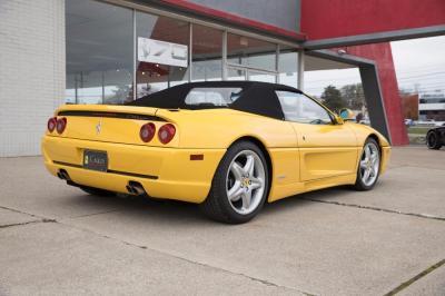 Used 1996 Ferrari 355 Spider Used 1996 Ferrari 355 Spider for sale Sold at Cauley Ferrari in West Bloomfield MI 14
