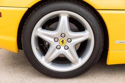 Used 1996 Ferrari 355 Spider Used 1996 Ferrari 355 Spider for sale Sold at Cauley Ferrari in West Bloomfield MI 23