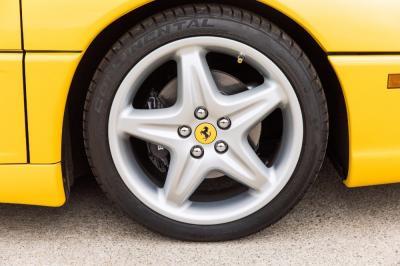 Used 1996 Ferrari 355 Spider Used 1996 Ferrari 355 Spider for sale Sold at Cauley Ferrari in West Bloomfield MI 24