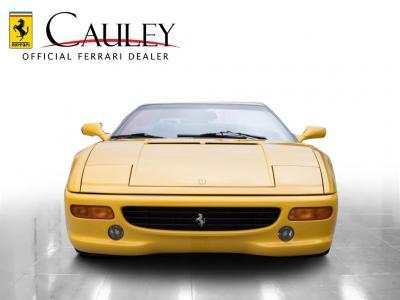 Used 1996 Ferrari 355 Spider Used 1996 Ferrari 355 Spider for sale Sold at Cauley Ferrari in West Bloomfield MI 3