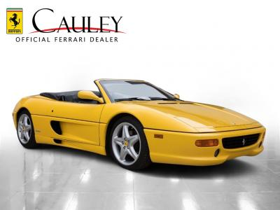 Used 1996 Ferrari 355 Spider Used 1996 Ferrari 355 Spider for sale Sold at Cauley Ferrari in West Bloomfield MI 4