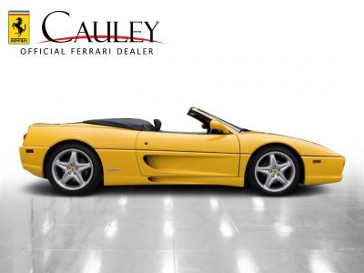 Used 1996 Ferrari 355 Spider Used 1996 Ferrari 355 Spider for sale Sold at Cauley Ferrari in West Bloomfield MI 5