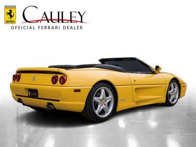 Used 1996 Ferrari 355 Spider Used 1996 Ferrari 355 Spider for sale Sold at Cauley Ferrari in West Bloomfield MI 6
