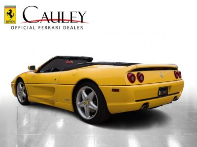 Used 1996 Ferrari 355 Spider Used 1996 Ferrari 355 Spider for sale Sold at Cauley Ferrari in West Bloomfield MI 8