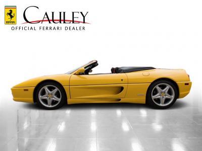 Used 1996 Ferrari 355 Spider Used 1996 Ferrari 355 Spider for sale Sold at Cauley Ferrari in West Bloomfield MI 9