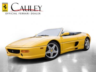 Used 1996 Ferrari 355 Spider Used 1996 Ferrari 355 Spider for sale Sold at Cauley Ferrari in West Bloomfield MI 1