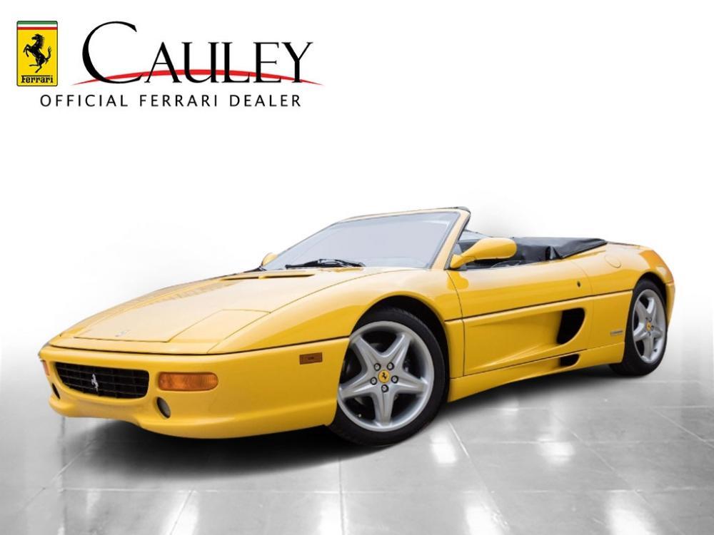 Used 1996 Ferrari 355 Spider