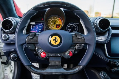 New 2018 Ferrari GTC4Lusso New 2018 Ferrari GTC4Lusso for sale Sold at Cauley Ferrari in West Bloomfield MI 27