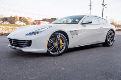 New 2018 Ferrari GTC4Lusso New 2018 Ferrari GTC4Lusso for sale Sold at Cauley Ferrari in West Bloomfield MI 3