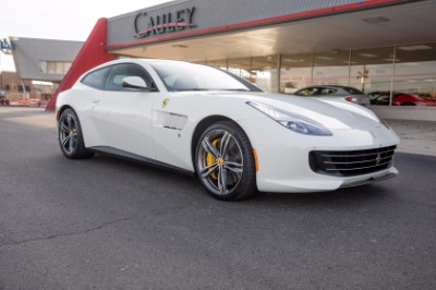 New 2018 Ferrari GTC4Lusso New 2018 Ferrari GTC4Lusso for sale Sold at Cauley Ferrari in West Bloomfield MI 6