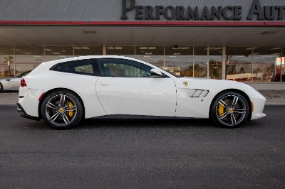 New 2018 Ferrari GTC4Lusso New 2018 Ferrari GTC4Lusso for sale Sold at Cauley Ferrari in West Bloomfield MI 7