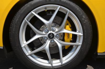 Used 2014 Ferrari F12berlinetta Used 2014 Ferrari F12berlinetta for sale $244,900 at Cauley Ferrari in West Bloomfield MI 16