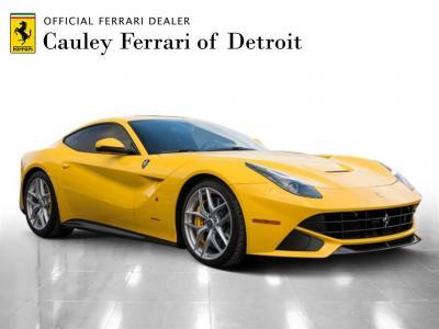 Used 2014 Ferrari F12berlinetta Used 2014 Ferrari F12berlinetta for sale $244,900 at Cauley Ferrari in West Bloomfield MI 3