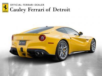 Used 2014 Ferrari F12berlinetta Used 2014 Ferrari F12berlinetta for sale $244,900 at Cauley Ferrari in West Bloomfield MI 5