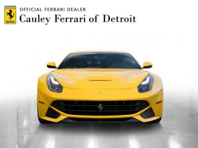 Used 2014 Ferrari F12berlinetta Used 2014 Ferrari F12berlinetta for sale $244,900 at Cauley Ferrari in West Bloomfield MI 1