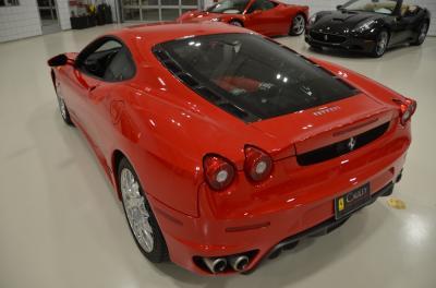 Used 2008 Ferrari F430 Used 2008 Ferrari F430 for sale Sold at Cauley Ferrari in West Bloomfield MI 25