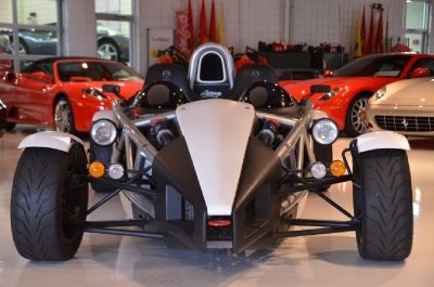 Used 2006 Ariel Atom 2 Used 2006 Ariel Atom 2 for sale Sold at Cauley Ferrari in West Bloomfield MI 4