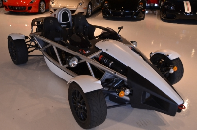 Used 2006 Ariel Atom 2 Used 2006 Ariel Atom 2 for sale Sold at Cauley Ferrari in West Bloomfield MI 5
