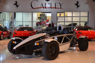 Used 2006 Ariel Atom 2 Used 2006 Ariel Atom 2 for sale Sold at Cauley Ferrari in West Bloomfield MI 1