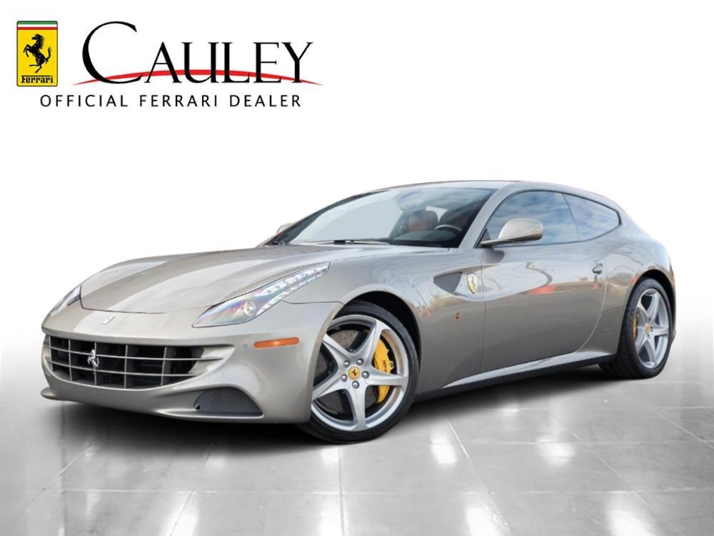 Used 2012 Ferrari FF Neiman Marcus Edition