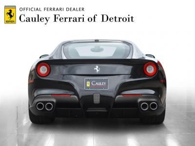 Used 2015 Ferrari F12berlinetta Used 2015 Ferrari F12berlinetta for sale $224,900 at Cauley Ferrari in West Bloomfield MI 5