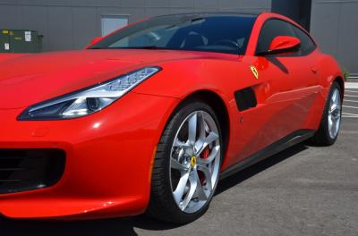 New 2018 Ferrari GTC4Lusso T New 2018 Ferrari GTC4Lusso T for sale Sold at Cauley Ferrari in West Bloomfield MI 12