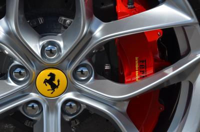 New 2018 Ferrari GTC4Lusso T New 2018 Ferrari GTC4Lusso T for sale Sold at Cauley Ferrari in West Bloomfield MI 17