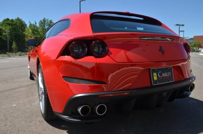 New 2018 Ferrari GTC4Lusso T New 2018 Ferrari GTC4Lusso T for sale Sold at Cauley Ferrari in West Bloomfield MI 24