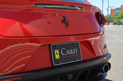 New 2018 Ferrari GTC4Lusso T New 2018 Ferrari GTC4Lusso T for sale Sold at Cauley Ferrari in West Bloomfield MI 25
